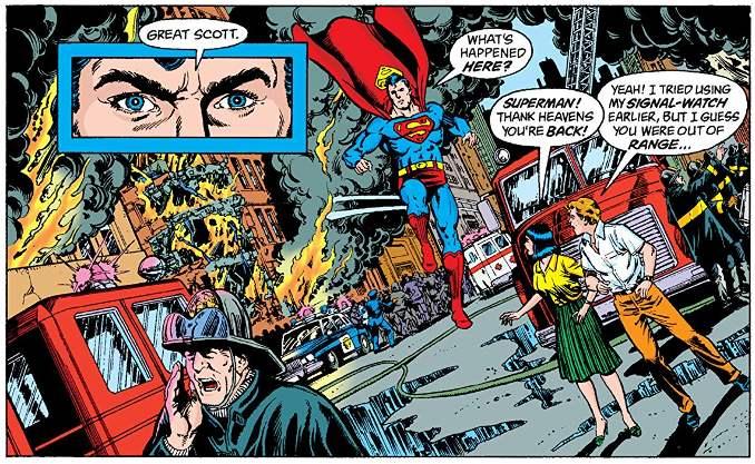 9 aventures de Superman INDISPENSABLES