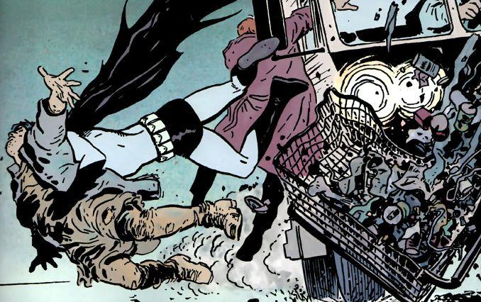 Résumé de Batman Année Un (Year One)