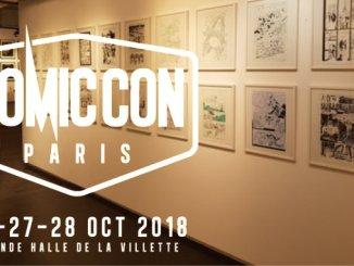 La Comic Con Paris 2018 dévoile 2 invités de marque