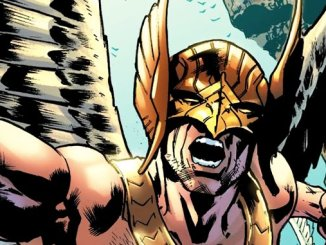 Hawkman #1 critique avant-première VO