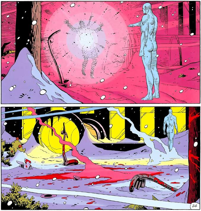 Les morts les plus violentes dans les comics de super-héros