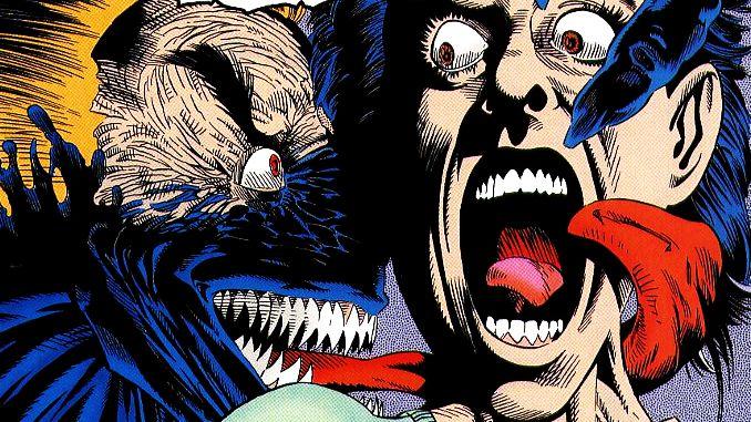 Venom The Madness La folie sexuelle de Venom