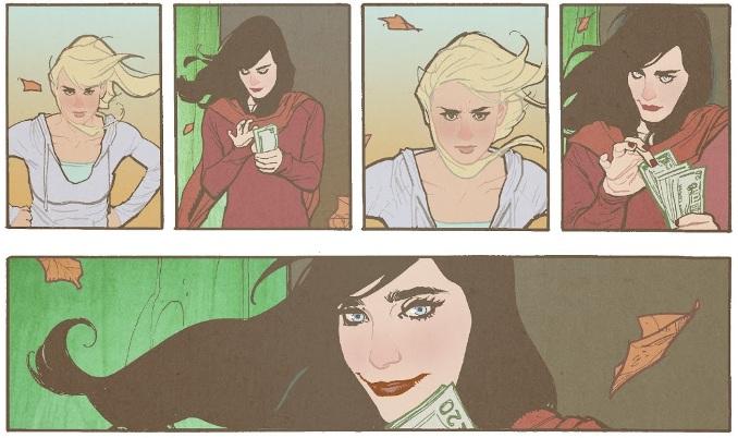 Betty, Veronica, Adam Hughes ! [critique de Betty and Veronica]