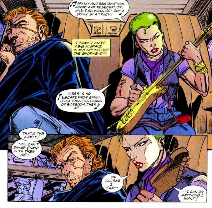 Venom contre Carnage (Venom : Carnage Unleashed #1-4)