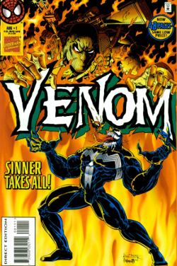 La première apparition de Miss Venom (Venom : Sinner Takes All)