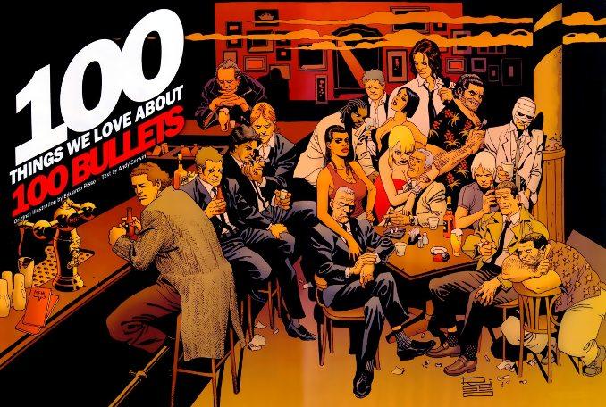 100 Bullets : pourquoi vous devez lire le polar culte de Brian Azzarello et Eduardo Risso [critique]