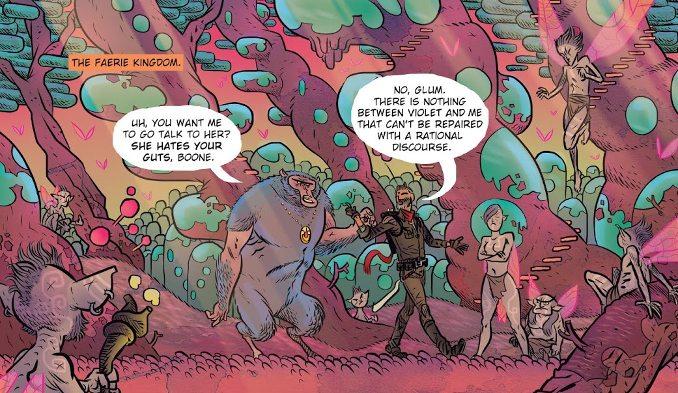 Ether : Matt Kindt vous transporte en terre inconnue [critique du tome 1]