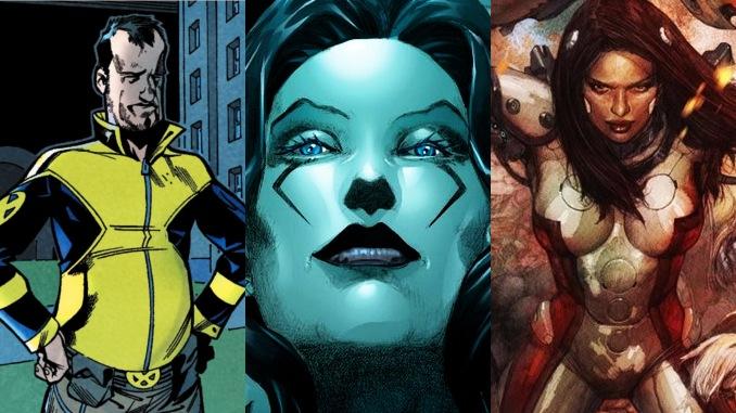 11 X-Men que tout le monde a oubliés (et qui pourtant avaient énormément de potentiel) !