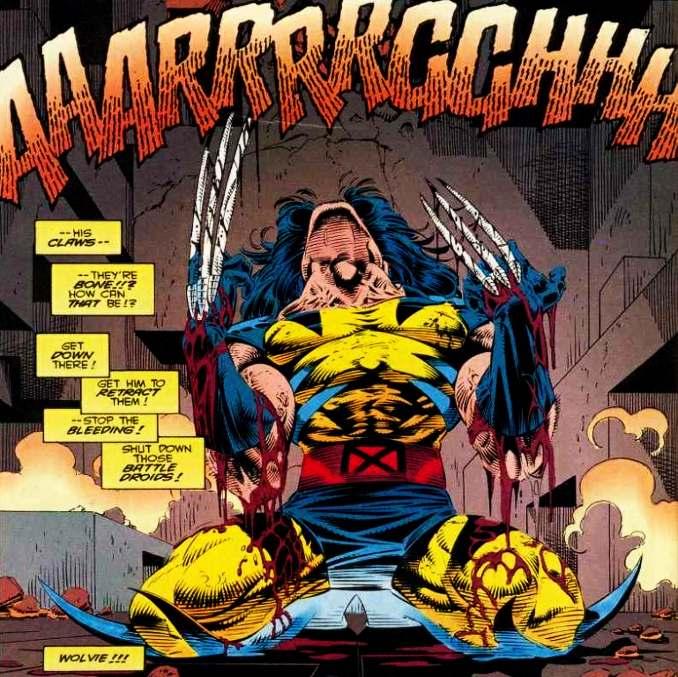 La Salle des Dangers des X-Men