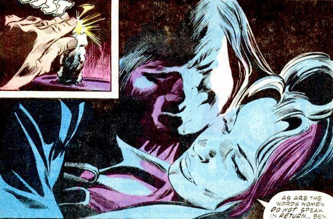 Dr Strange clea benjamin franklin