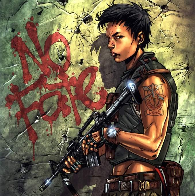 comics terminator revolution