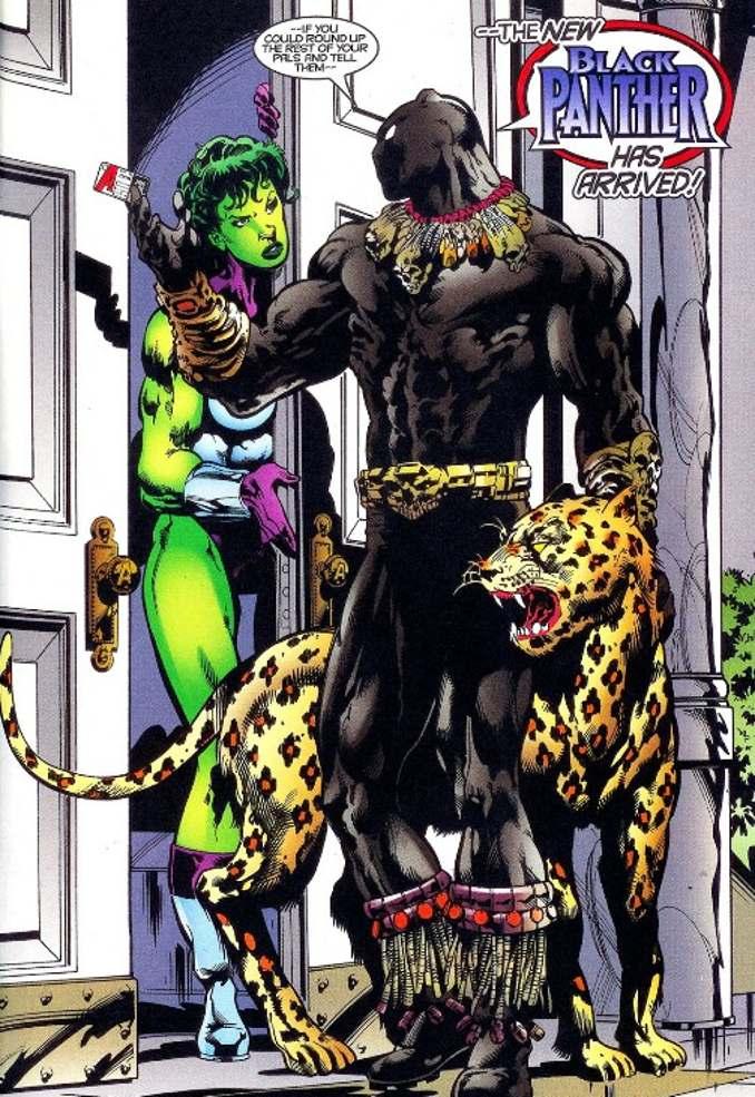 inspiration films Marvel MCU black panther