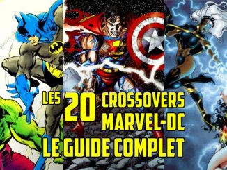crossovers marvel contre DC comics