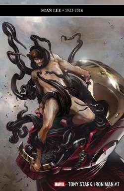tony stark iron man 7