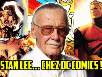 Stan Lee chez DC Comics Just Imagine