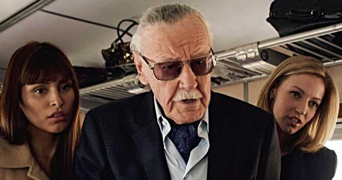 Stan Lee cameo Captain Marvel