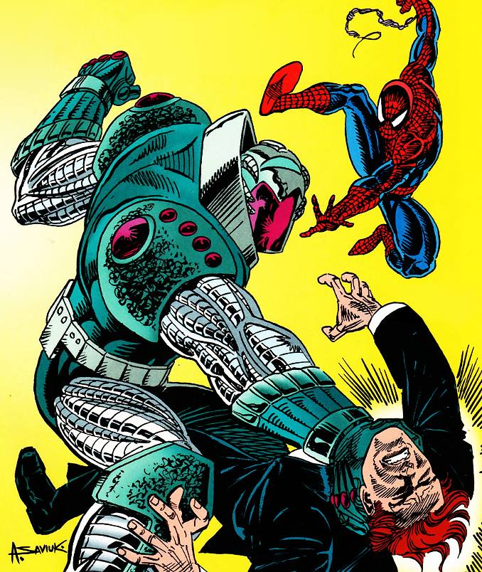 FACADE Spider-Man