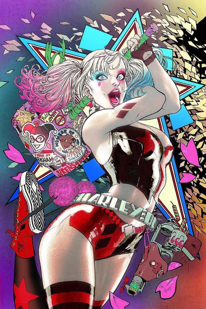 Harley Quinn sexy