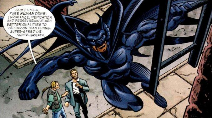 diversité comics batman noir stan lee