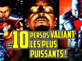 héros Valiant