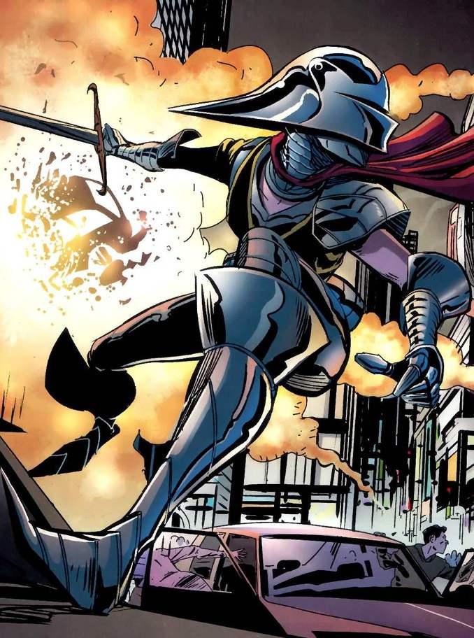 inconnue Black Knight