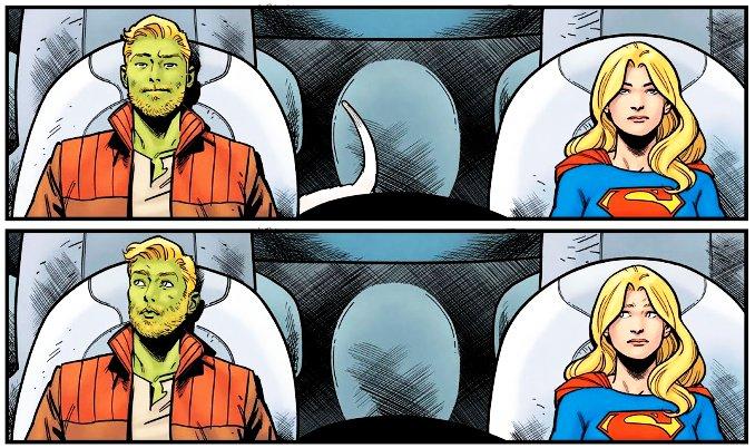 Supergirl Killers of Krypton