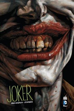 joker lee bermejo brian azzarello