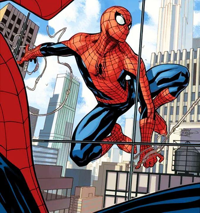 héros importants Spider-man