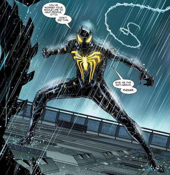 spider-man ps4 gamerverse