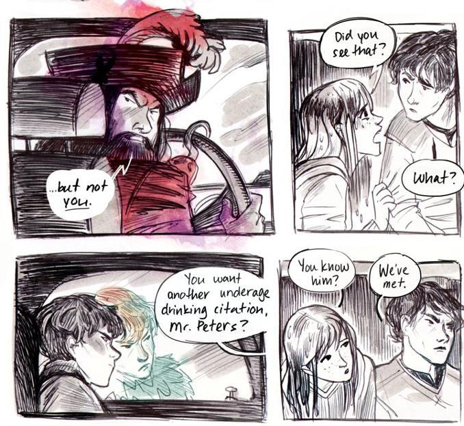 The Wendy Project : Peter Pan au secours d'une adolescente en deuil - Top  Comics