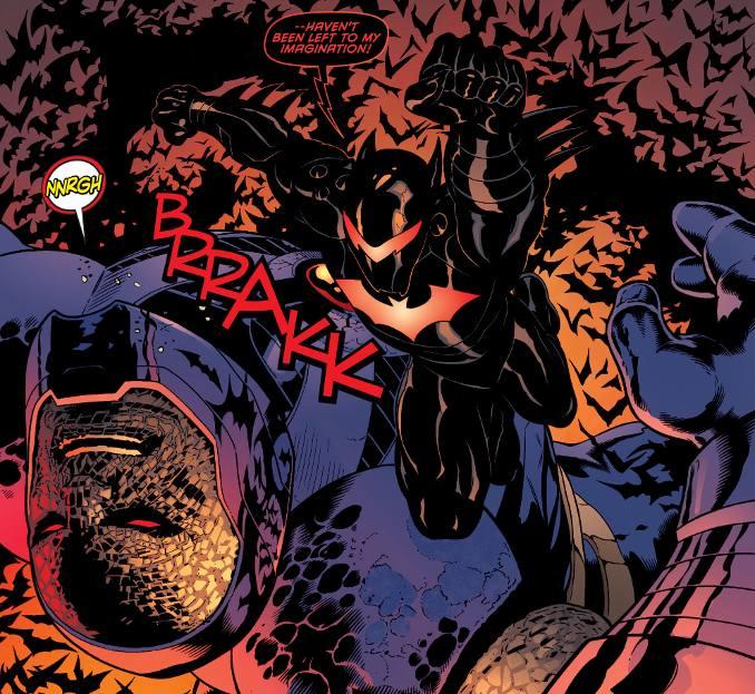 dieux Batman battus darkseid