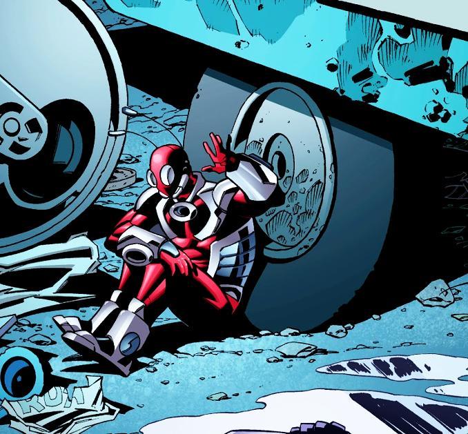 ant-man o grady