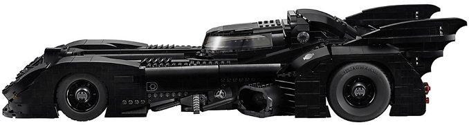 batmobile lego profil