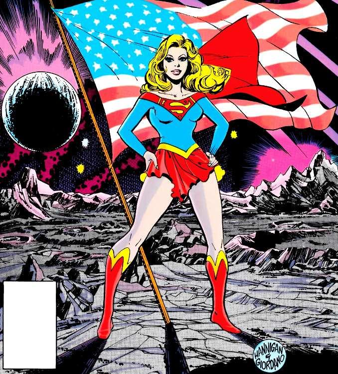 supergirl pre-crisis