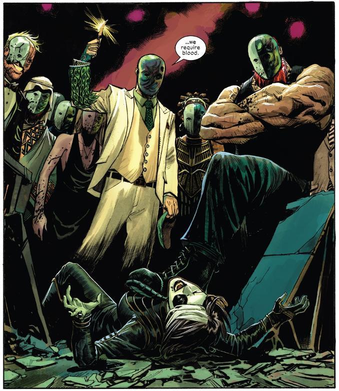X-Force 1 nouvelle menace organisation