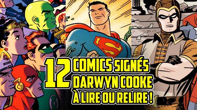 darwyn cooke comics