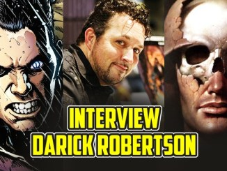 interview carriere Darick Robertson