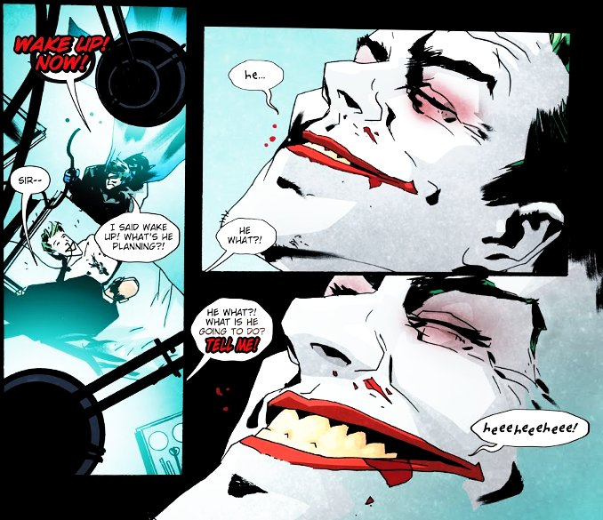batman qui rit joker