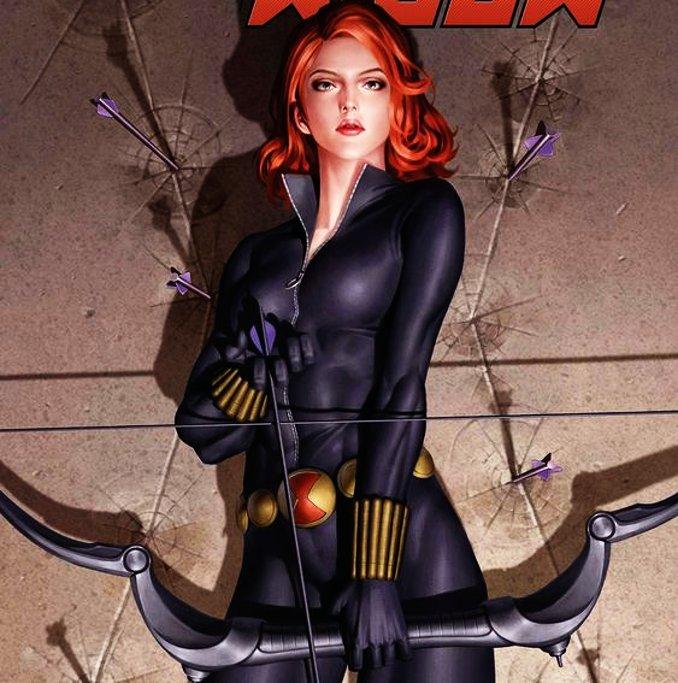 Black Widow amants Natasha Romanov