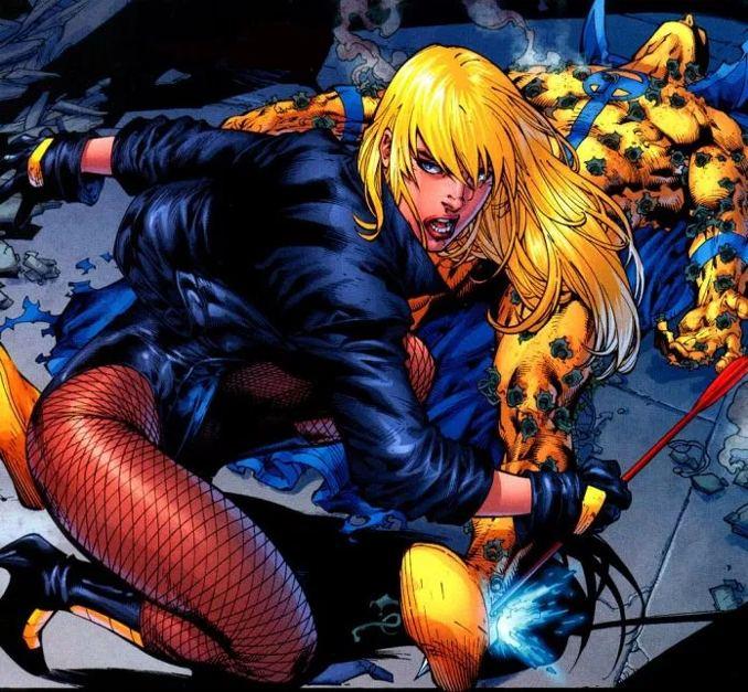 héros DC comics sous-estimés black canary