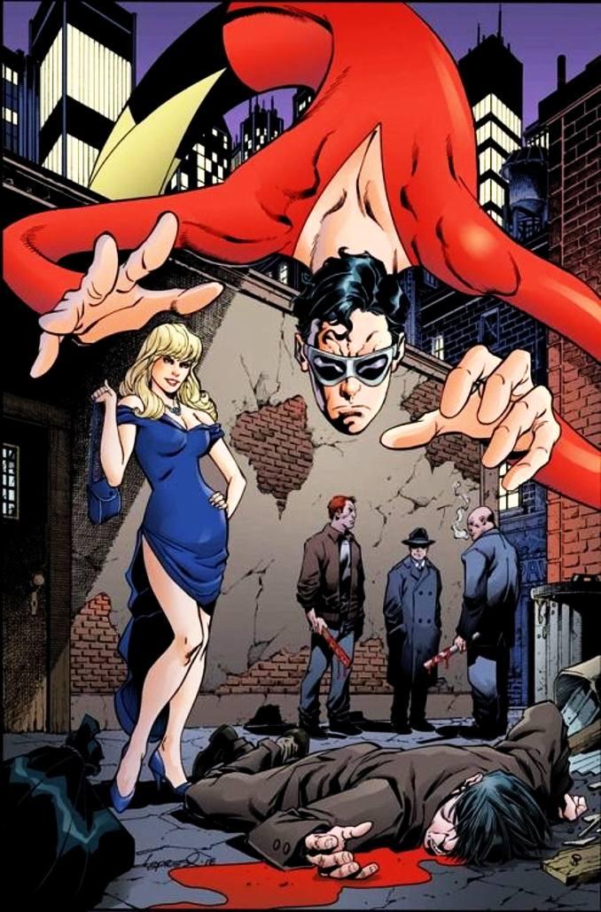 héros DC comics sous-estimés plastic man