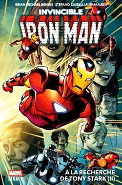 invincible iron man tome 2