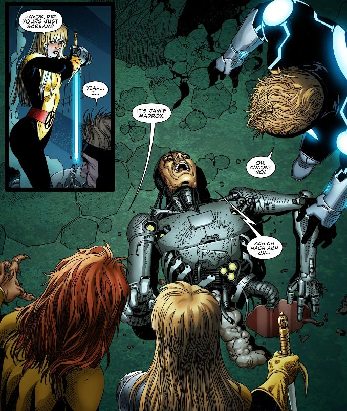 X-Men 1 softcover panini