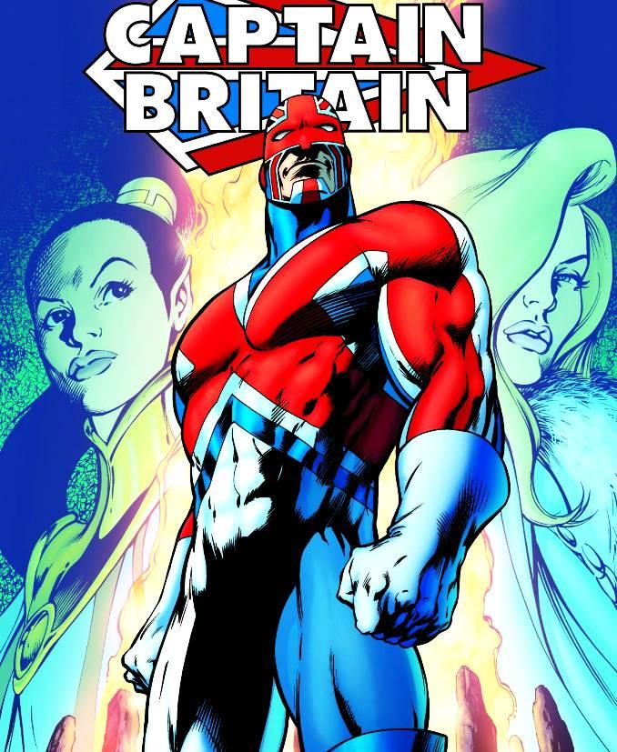 series tv disney+ captain britain