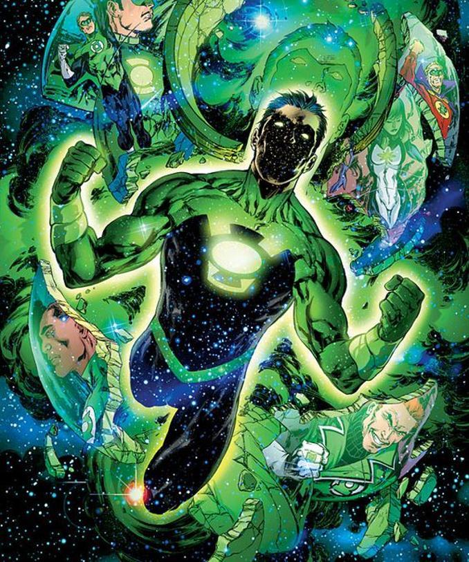 superhéros pouvoirs améliorés marvel dc kyle reiner ion