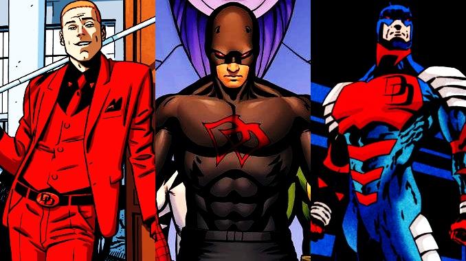 costumes Daredevil