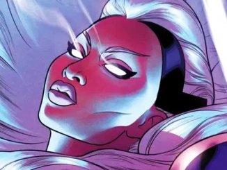 Tornade Giant-Size X-Men Jonathan Hickman Russel Dauterman Storm Ororo