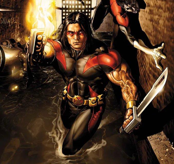 Nouveaux mutants X-Men
