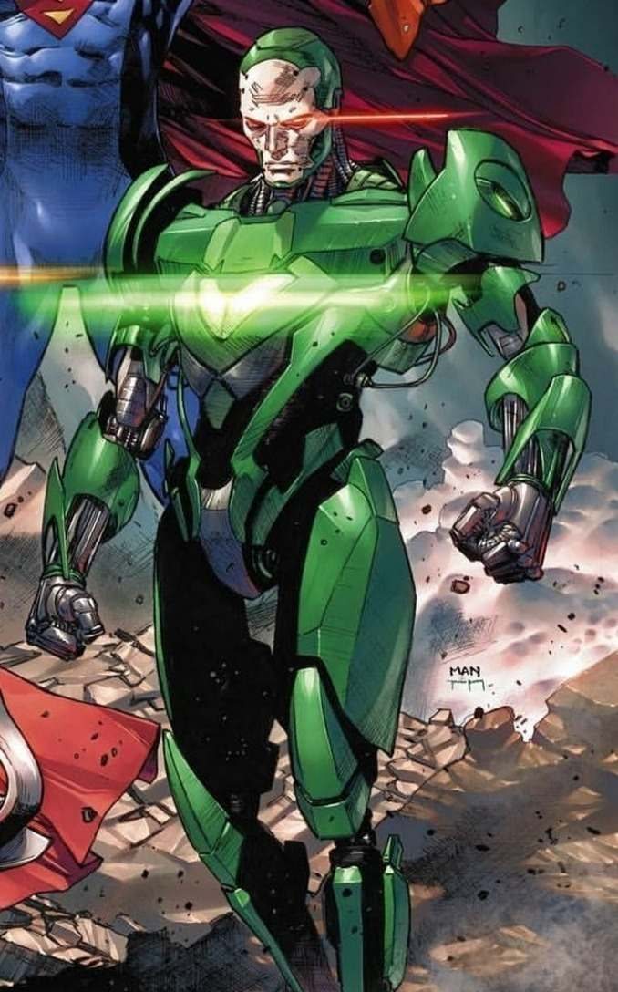 7 Cyborg DC les plus puissants