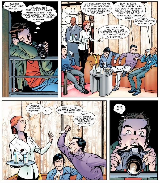 secrets peter parker spider-man